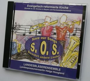 CD Save our Songs (S.O.S.)